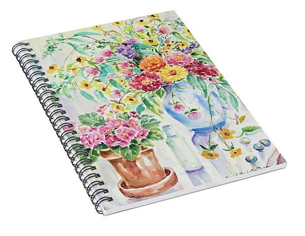 Watercolor Series 127 Spiral Notebook
