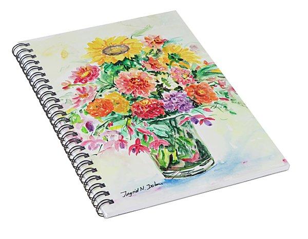 Watercolor Series 134 Spiral Notebook