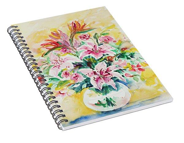 Watercolor Series 141 Spiral Notebook