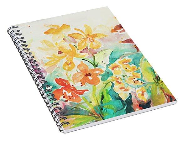 Watercolor Series 142 Spiral Notebook