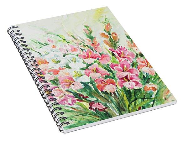 Watercolor Series 144 Spiral Notebook
