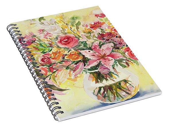 Watercolor Series 164 Spiral Notebook