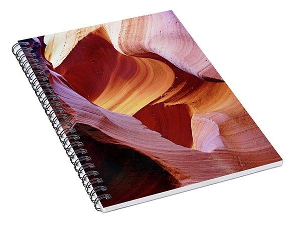 Waterholes Canyon 22 Spiral Notebook