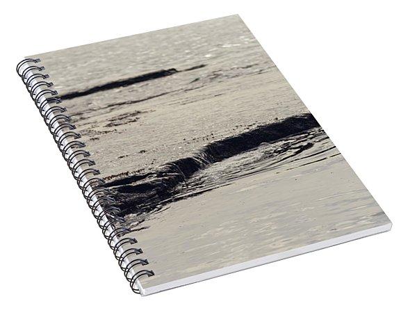 Water's Edge Spiral Notebook