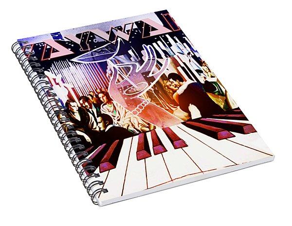 Wayward Spiral Notebook