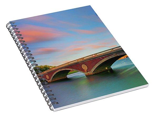 Weeks' Bridge Spiral Notebook