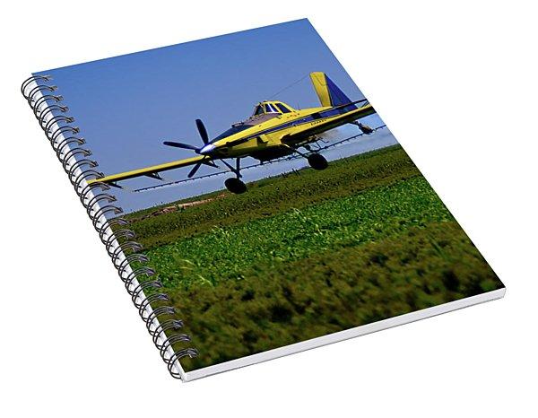 West Texas Air Force 2 Spiral Notebook