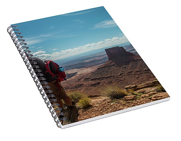 What A View Spiral Notebook