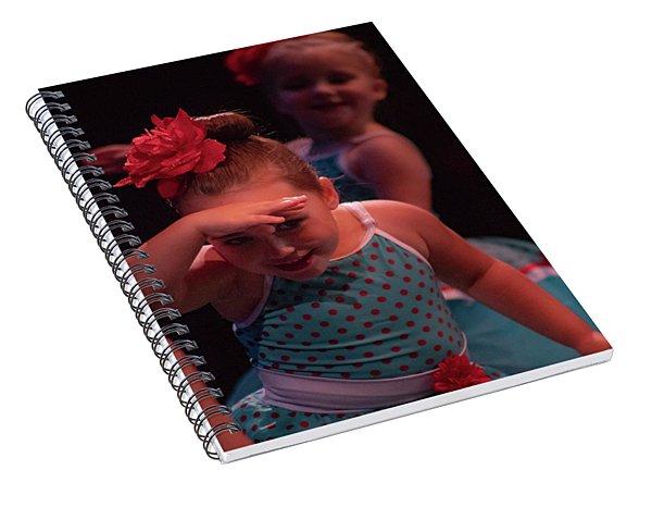 What Next Spiral Notebook