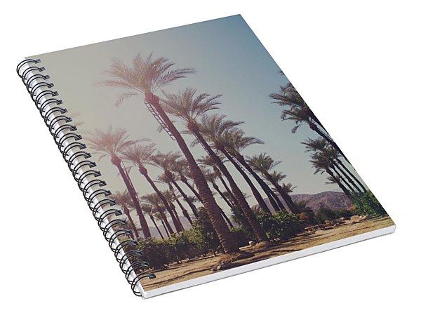Wide Awake Spiral Notebook