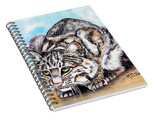 Willow Spiral Notebook