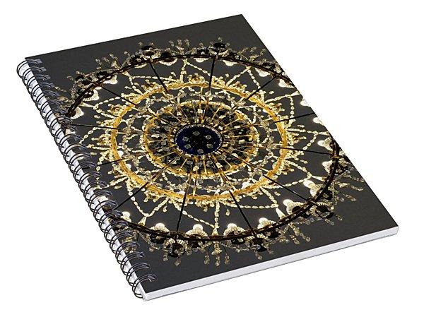 Winter Palace 2 Spiral Notebook