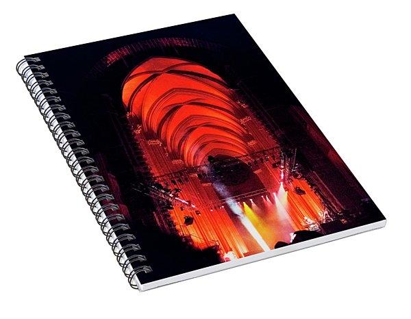 Winter Solstice Concert Spiral Notebook