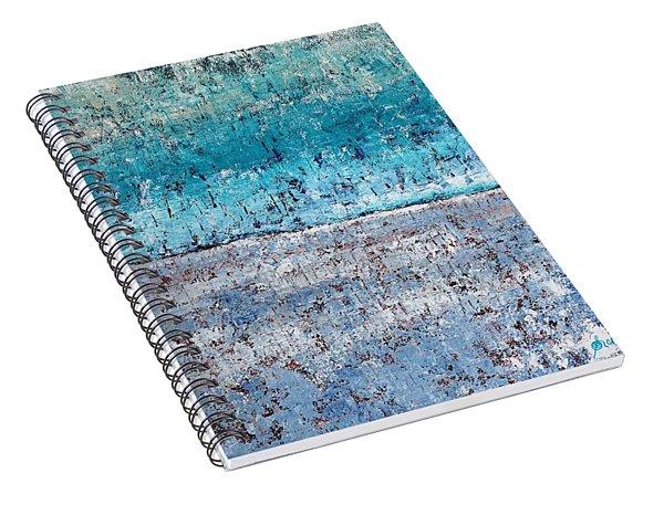 Wintry Mesa Spiral Notebook