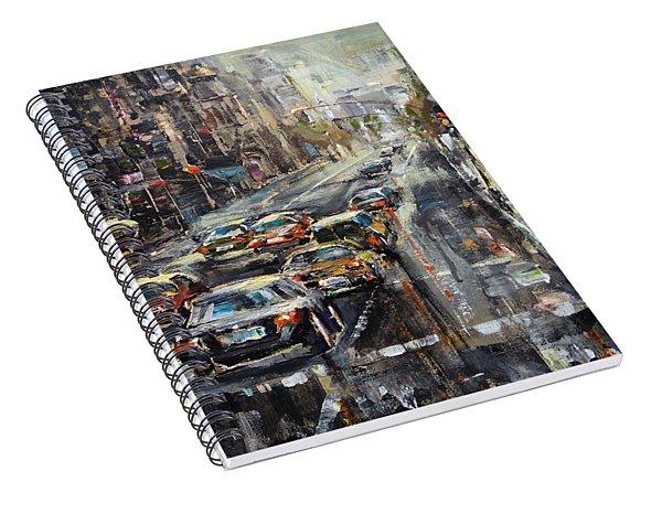 Workday Spiral Notebook
