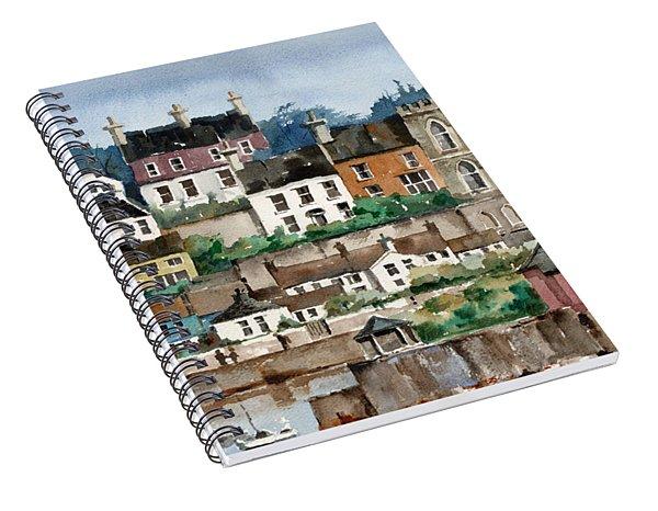 F 762   Kinsale Harbour, Cork Spiral Notebook