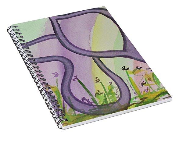 Yah Lord Spiral Notebook