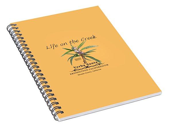 Yerba Santa Spiral Notebook