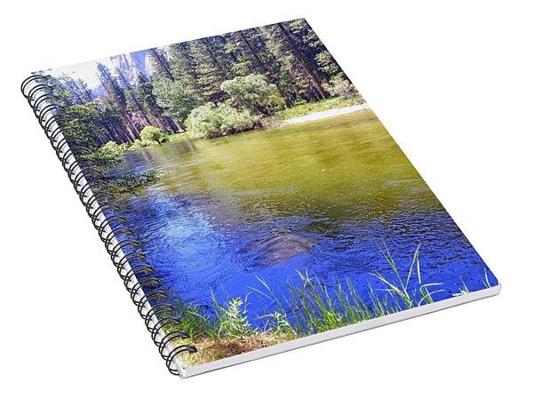 Yosemite 6 Spiral Notebook