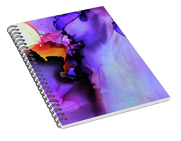 You Set My Soul On Fire Spiral Notebook