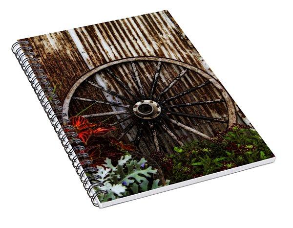 Zahrada Spiral Notebook