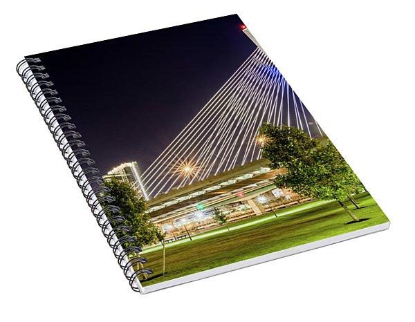 Zakim Bridge Spiral Notebook