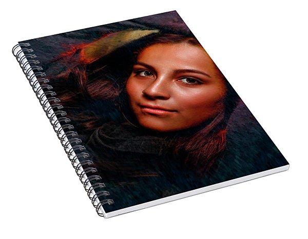 Zephirah Perez Spiral Notebook