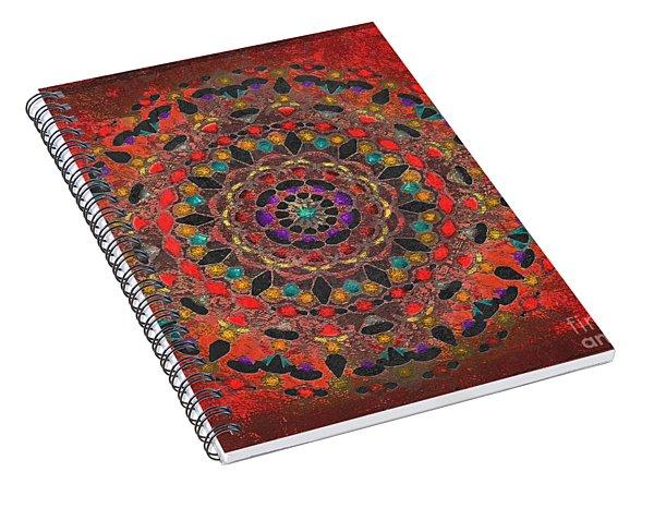 Zuni II 2015 Spiral Notebook