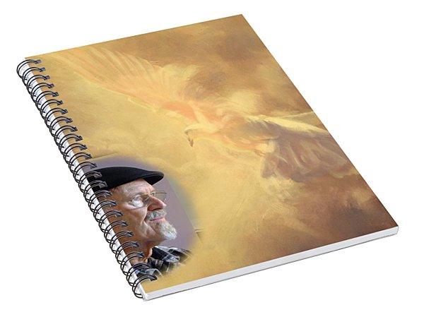 000064 Spiral Notebook