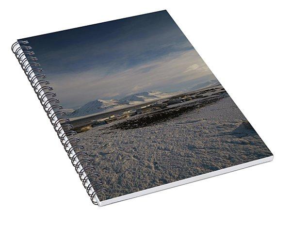 Adventfjorden Spiral Notebook