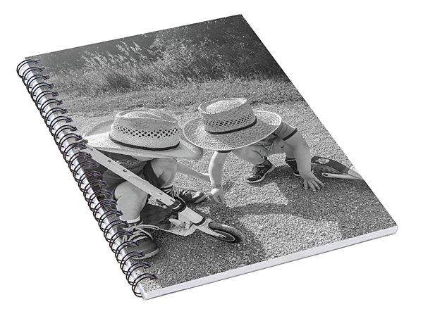 Best-friends Spiral Notebook