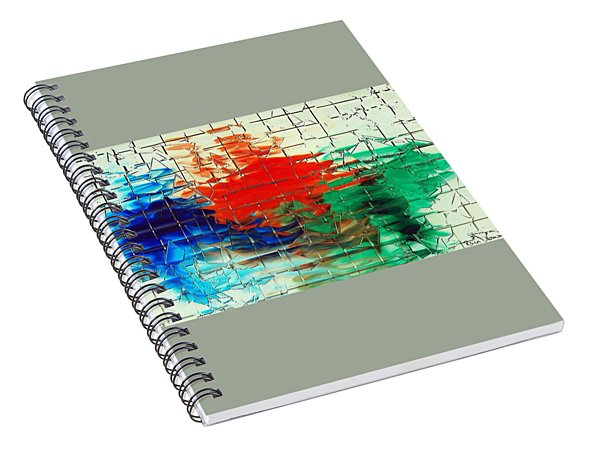Broken Spiral Notebook