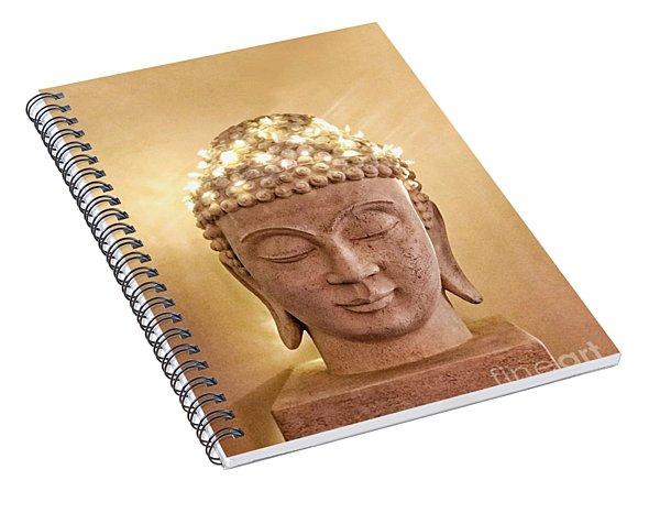 Dawn Buddha Spiral Notebook