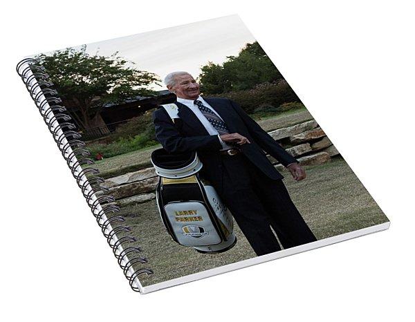 Larry 2 Spiral Notebook
