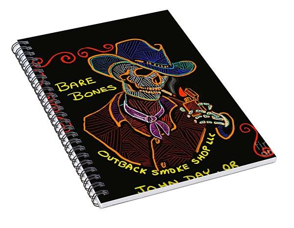 Logo #3 Spiral Notebook