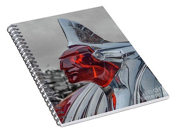 1951 Pontiac Spiral Notebook