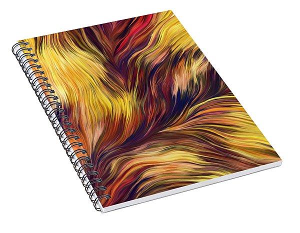 2019.3 Spiral Notebook