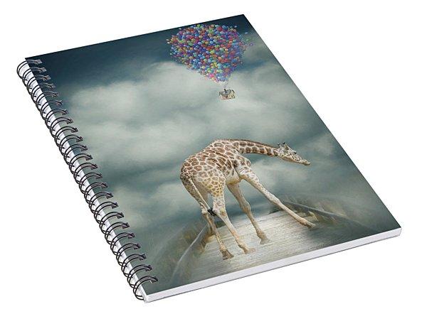 What? Spiral Notebook