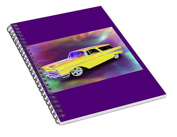 57 Nomad Spiral Notebook
