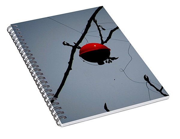 A Bad Day Fishing Spiral Notebook