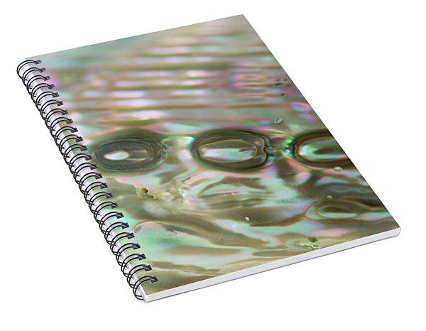 Abalone_shell_9892 Spiral Notebook