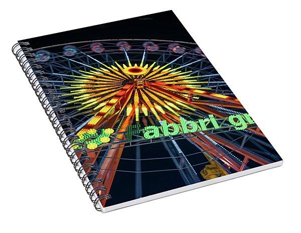 Abbri Spiral Notebook