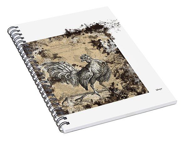 Adam Lonitzer 1593, Barlow 1690 Spiral Notebook