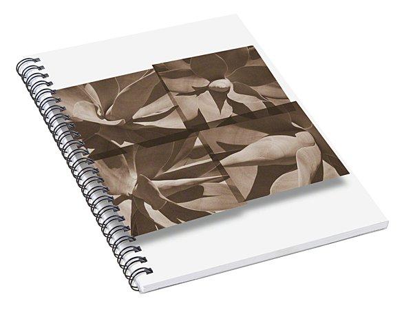 Agaves Spiral Notebook