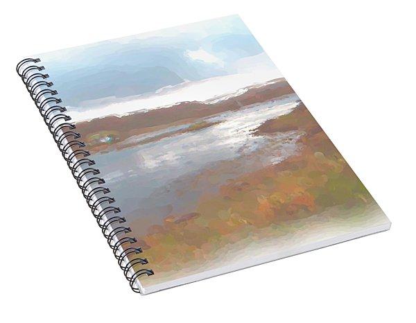 Atlantic View Spiral Notebook