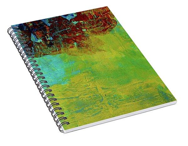 Avant-grande Scenery  Spiral Notebook