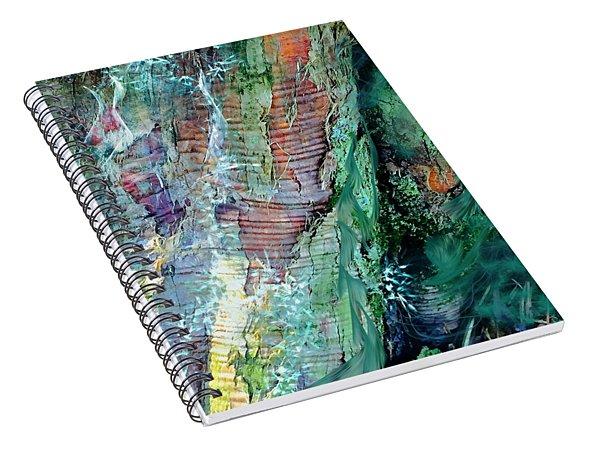 Bark L'verde  Spiral Notebook