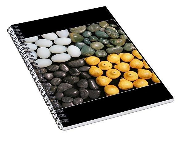Becoming Iv Spiral Notebook
