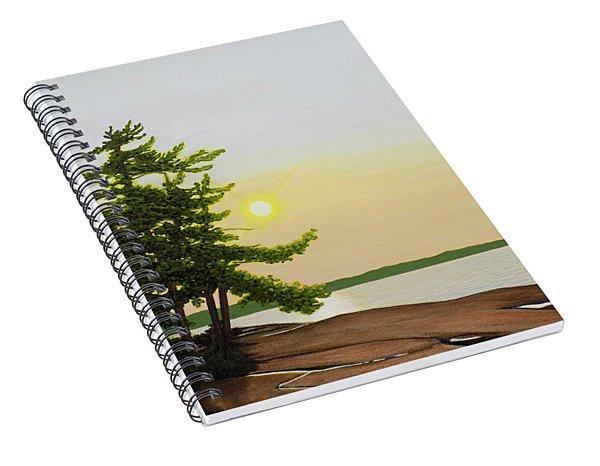 Beechey Point Spiral Notebook