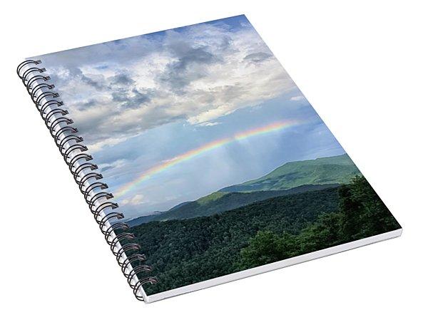 Between The Storms Spiral Notebook
